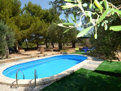 Photo for Casale Marchesi - Villa with pool and olive grove