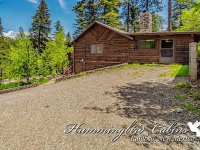 Photo for Red Bird Cabin: 'Happy as a bird' in Upper Canyon