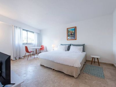 Photo for Cannes cosy studio for 2 people (apt 301)
