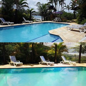 Photo for House with beautiful view in Maresias for up to 6 adults and 2 children