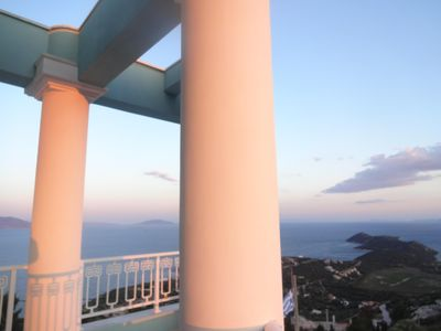 Photo for Luxury 5 bedroom  Villa, incredible vistas, accommodates 12 guests.