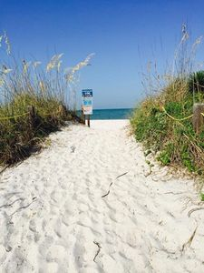 Photo for AFFORDABLE Beach Waterfront Condo Longboat Key, FL