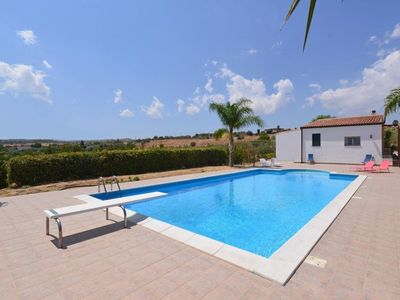 Photo for Vacation home Villa Gabriele in Floridia - 6 persons, 3 bedrooms