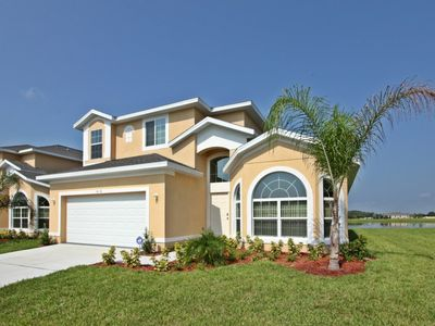 Photo for Disney On Budget - Crystal Cove - Amazing Contemporary 5 Beds 3.5 Baths Villa - 6 Miles To Disney