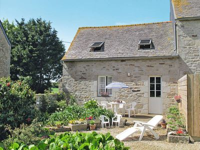 Photo for Vacation home Charmante Maison  in Plounévez - Lochrist, Finistère - 4 persons, 2 bedrooms