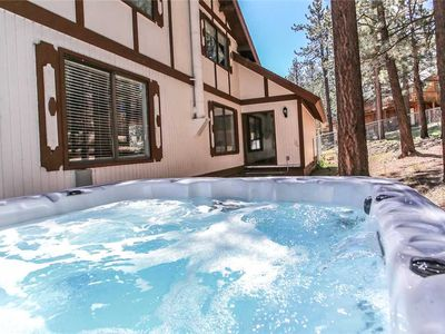 Photo for Reflections - Pool Table, Ping Pong Table, WiFi, and Hot Tub. FREE 2 hour Bike/Kayak Rental!