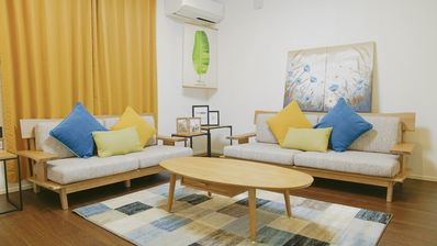 Photo for MOTI-Japanese Natural Style Cozy Villa