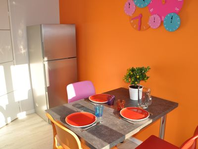 """Photo for quiet town in the """"City"""": Annecy center renovated apartment"""