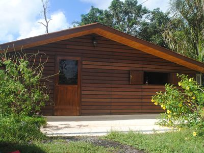 Photo for 1BR Bungalow Vacation Rental in Montsinéry-Tonnegrande, Guyane Française