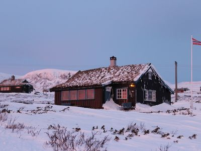 Photo for Traditional family log cabin built in 1916