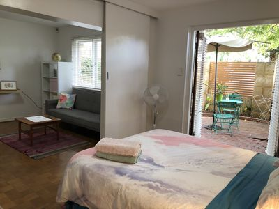 Photo for Amazing location! Close to Perth CBD + Beaufort st + Private Courtyard