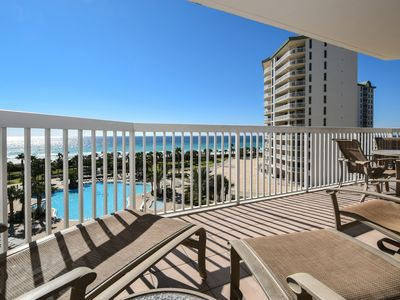 Photo for SPRING BREAK SPECIALS - ST. CROIX # 604 - BEACH FRONT CONDO WITH GREAT VIEWS