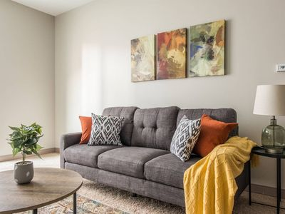 Photo for Center of Entertainment | 1br At The Commons