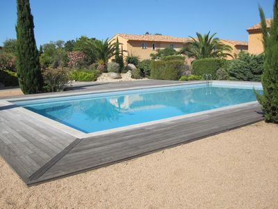 Photo for San Cipriano (St Cyprien) 6 pers conditioned villa, in residence