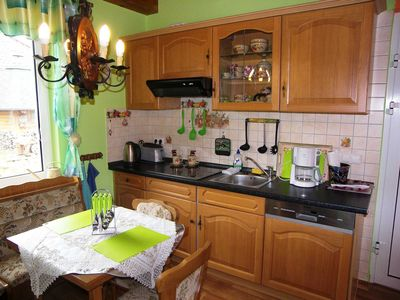 Photo for Non smoking holiday house on 2 floors 80 sqm - Haferkorn, Angelika