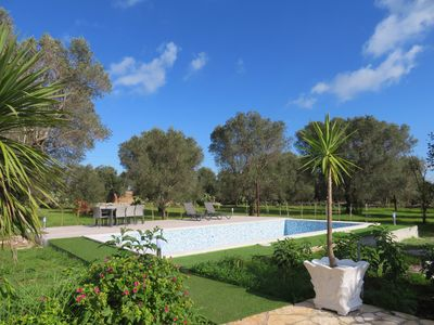 Photo for Charming VILLA TRANQUIL B & B with Swimming Pool set in 3 Acres of Olive Groves