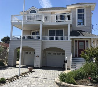 Photo for REDUCED RATES!! Great Family House - Ocean Block Close to Everything on LBI!