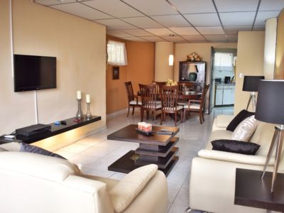 Photo for ✈★Zona Rosa ❤️Pool & BBQ★A/C★Wifi★Cable TV✈Equipped★CIFCO✈