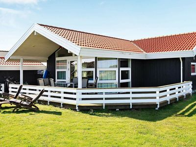 Photo for Classic Holiday Home in Nordborg with Sauna