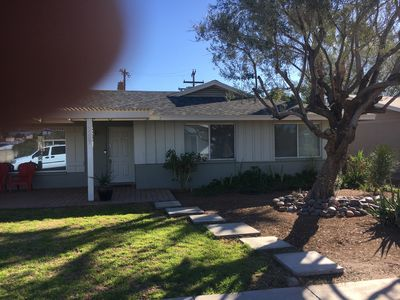 Photo for A very welcoming open plan house in the heart of Old Town Scottsdale