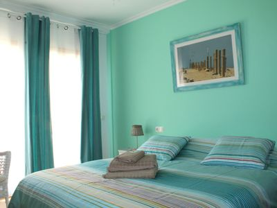 Photo for El Cotillo, Fuerteventura. New modern apartment with swimming pool. Free WiFi