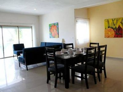 Photo for FURNISHED PENTHOUSE  4 BEDROOMSIN FRONT OF THE BEACH RIVIERA MAYA