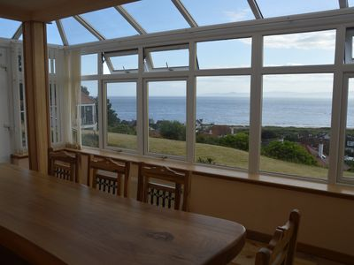 Photo for Perfect Views of Arran, Firth of Clyde and the Beach.