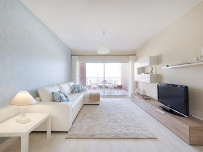Photo for Rocha BlueSea Apartment - Sea view, new apartment