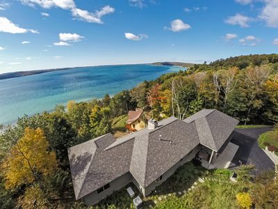 Photo for Enjoy Stunning Views Of Crystal Lake From This Spacious, Beautiful Home
