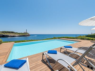 Photo for Villa Vista Azul (Bergantín) - Portocolom