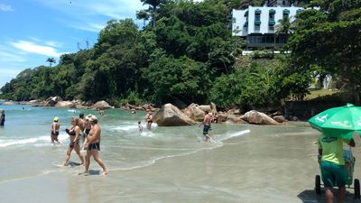 Photo for APARTMENT FOOT IN THE SAND - PRAIA DAS TONINHAS