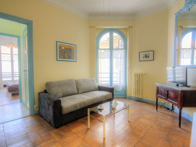 Photo for Apartment Les Colisées in Nice - 4 persons, 1 bedrooms
