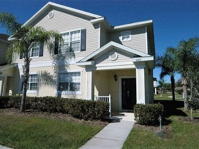 Photo for Disney On Budget - Trafalgar Village Resort - Welcome To Relaxing 3 Beds 3 Baths  Pool Villa - 10 Miles To Disney