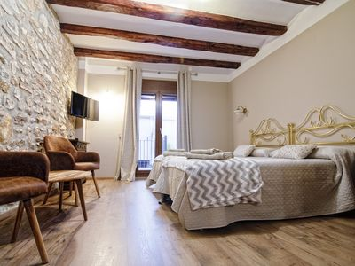 Photo for Cal Blai, is an apartment located in Móra la Nova for 6-8 people