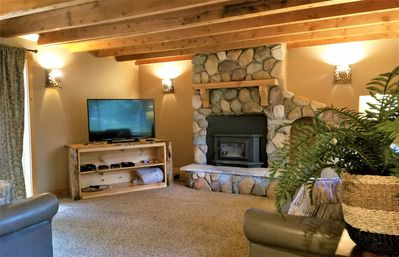 The McCall Escape: Pleasantly Secluded, Conviently Downtown