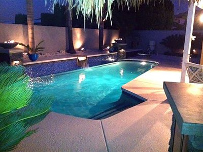 Photo for MODERN LUXURIOUS POOL HOME