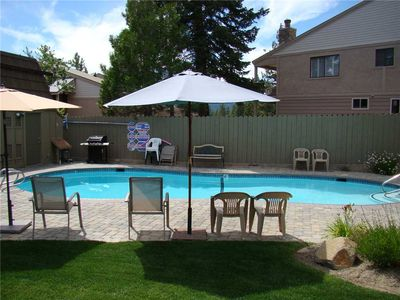 Photo for Tahoe Vista Condo Located Just Steps From the Beach!