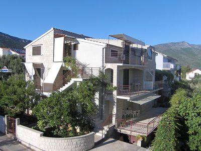Photo for Apartments Željko, (10731), Orebić, Peljesac peninsula, Croatia