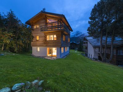 Photo for Stunning, contemporary, spacious chalet with tremendous views