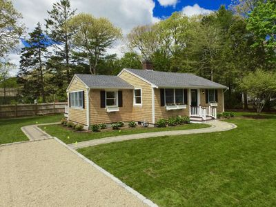 Photo for Renovated Osterville Gem-Central Air + Beach Pass