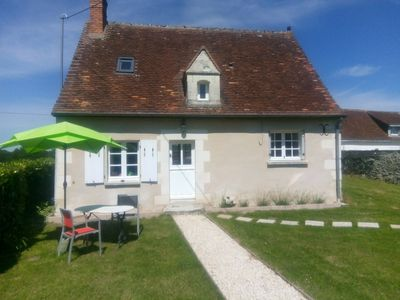 Photo for Cottage in countryside close to towns and the chateaux of the Loire