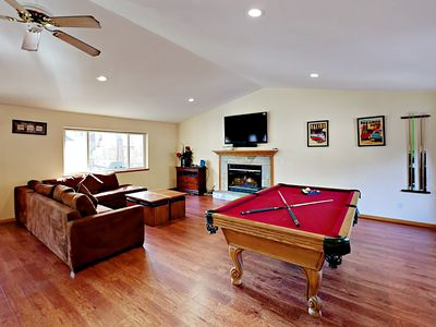 Photo for 10 Minutes to Lake, Trails & Heavenly Slopes! 5BR w/ Private Hot Tub