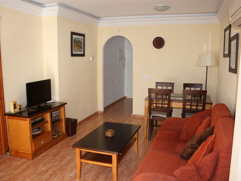 Spacious Luxury 2 Bedroom Apartment With Stunning Views Santiago De La Ribera Region Of Murcia