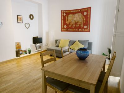 Photo for *New* Charming Apartment Downtown Sevilla WIFI-A/C