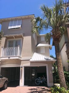 Photo for Aqua Vista- Seacrest Beach Family Vacation Home on the Pool,  4/4 Duplex