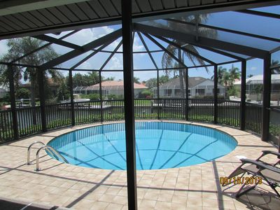 Photo for Relaxing Fully Equiped 2 bed/2bath Marco Island home