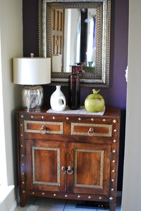 Entry way chest