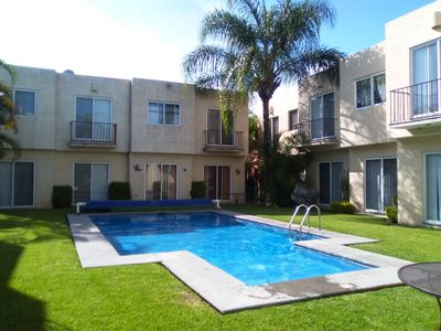 Photo for Beautiful Furnished House, Heated, With Terrace And Pool!!!