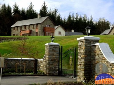Photo for Really spacious 4 bedroom home with access to Sheen Falls Lodge Estate