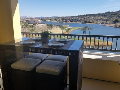 Photo for Beautiful 2 bedroom Penthouse with 2 balcony at Lake Las Vegas